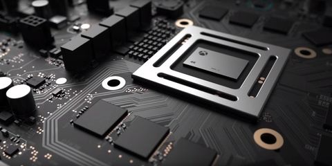 xbox one x review project scorpio 4k gaming hands on