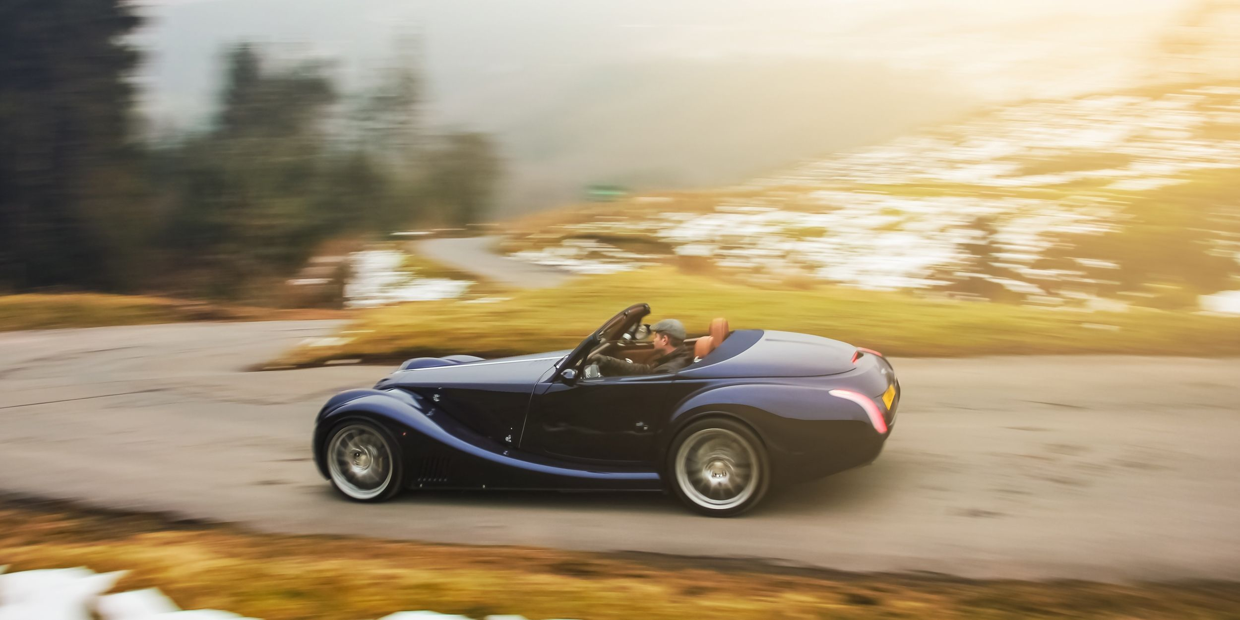 "<p>Morgan has been made popular in the car world thanks to its wacky open-air three-wheeler, but before that, it had the Aero 8. Powered by a BMW V8, it relied heavily on retro design, and <a href=""http://www.roadandtrack.com/new-cars/first-drives/reviews/a9558/morgan-aero-8/"" data-href=""http://www.roadandtrack.com/new-cars/first-drives/reviews/a9558/morgan-aero-8/"" target=""_blank"">actually drove well</a>. Since Morgan has always been a niche car brand, finding one for sale is a challenge. </p>"
