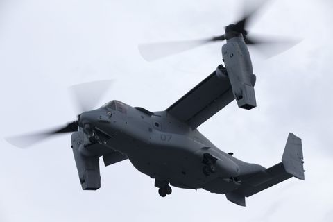 The Marines Want a Rocket Launcher That Fits in an Osprey