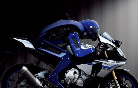 motobot yamaha
