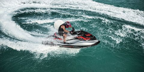 Sea-Doo's RXT-X 300 Is a Bullet Bike for the Water