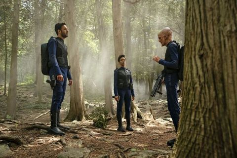 Star Trek Episode 8 Review - Si Vis Pacem, Para Bellum