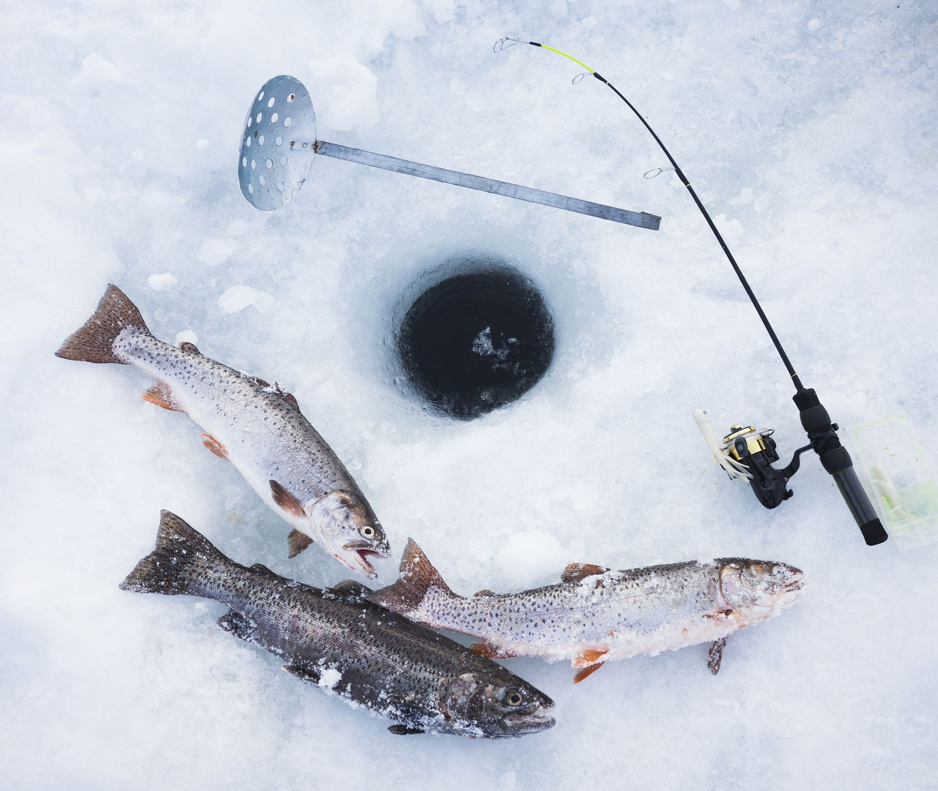 How to Get Started in Ice Fishing | How to Ice Fish