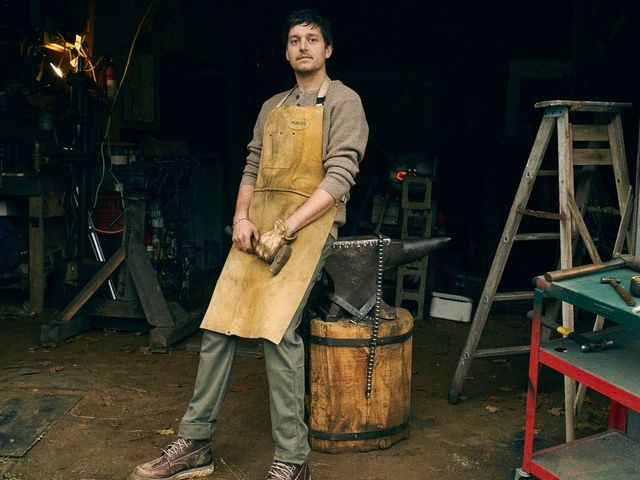 c94d61703f3d0 What It's Like to be a Modern-Day Blacksmith - Popular Mechanics