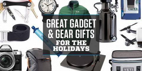 50 Best Tech Gifts 2017 - Top Gadget Gifts to Give This Christmas
