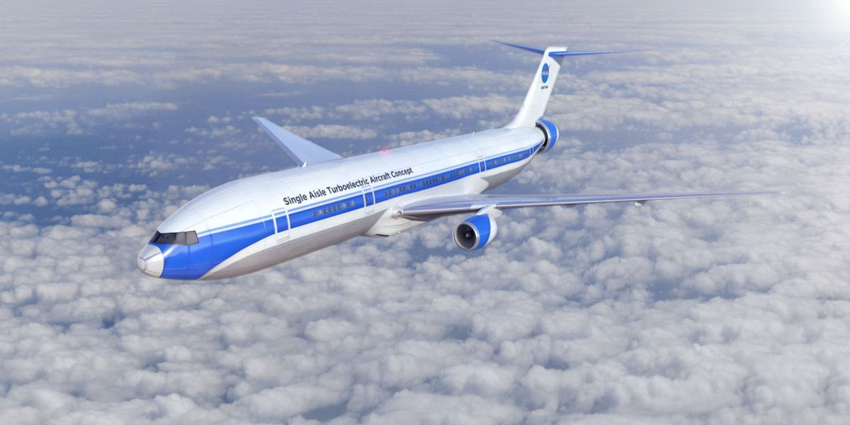 Nasa S New Plane Design Could Save Fuel And Money