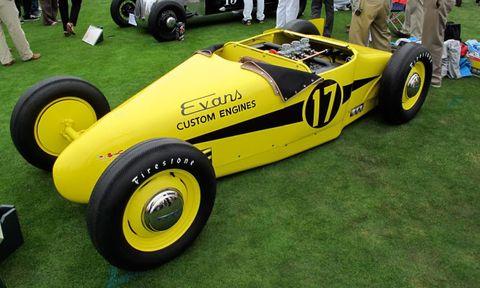 1927 Spade Carillo Ford Roadster