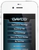 Dayco VIN Scanning Tool