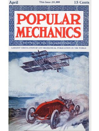 April, 1910