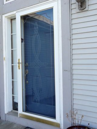 Enhance the Entryway with a Storm Door