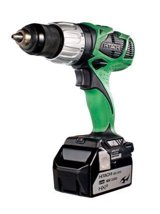 Hitachi DV18DBL Hammer-Drill Driver