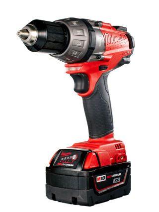 Milwaukee 2604-22 Hammer-Drill Driver