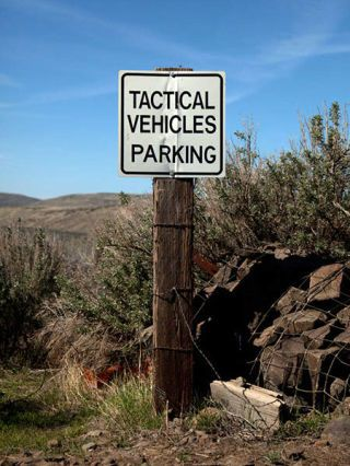 """Tactical Vehicles Parking"""