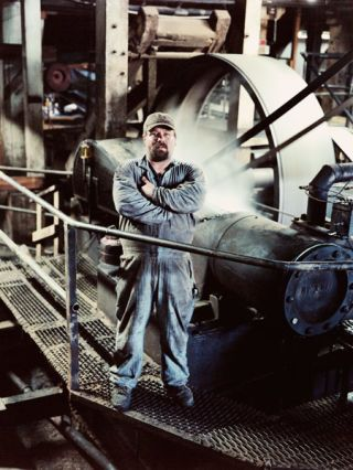Machine, Iron, Engineering, Classic, Steam engine, Gas, Retro style, Locomotive, Train, Steel,