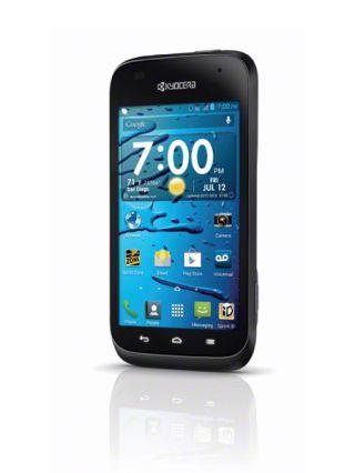 Kyocera Hydro Edge Waterproof Smartphone
