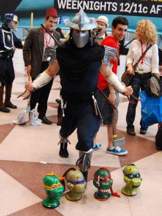 The Wrath of Shredder