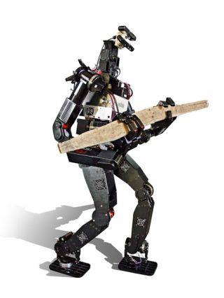 <i>ROBOT:</i> Hubo