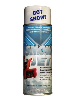 Snow Jet Non-stick Polymer Coating