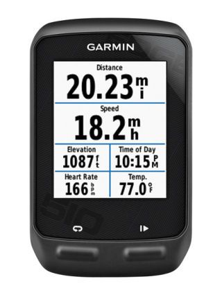Feel the Power: Garmin 510