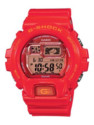 Right On Time: Casio G-Shock GBX6900B-4