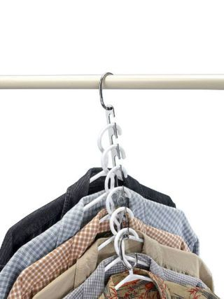 2. Beef Up Your Hangers