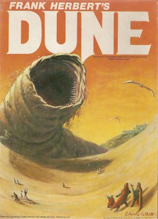 Read Some Chapters of Dune