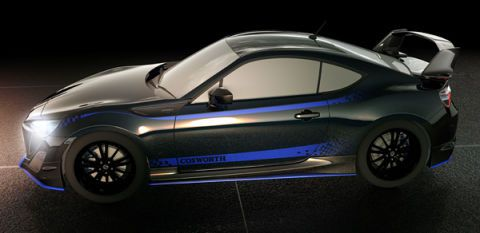 Cosworth Wants to Make the Scion FR-S and Subaru BRZ Scream With Superchargers