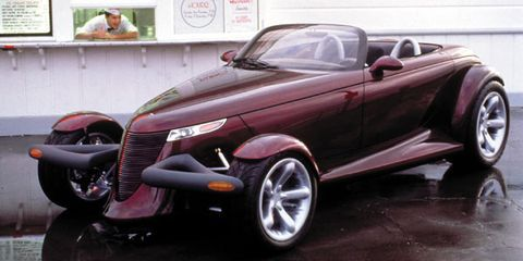Plymouth prowler concept