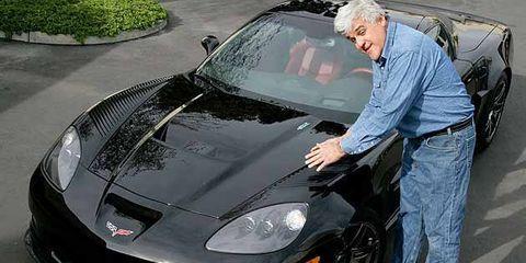 Jay Leno's E85 Corvette Shows Powerhouses Can Go Green