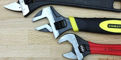 """Monkey Pliers Thumbwheel Pipe Wrench Adjustable Spanner Choice From 7/"""" 9/"""" or 12/"""""""