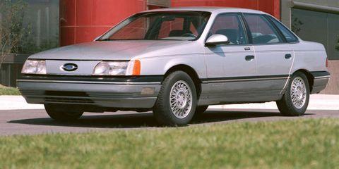 Top 10 Underappreciated All-American Cars And Trucks