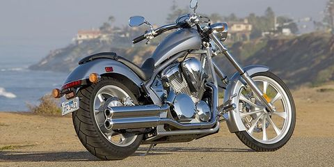 2010 Honda Fury Test Ride: Hot Design, Easy Riding—Best Chopper Ever?