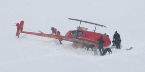 Helicopter, Winter, Aircraft, Rotorcraft, Slope, Freezing, Travel, Snow, Geological phenomenon, Helicopter rotor,