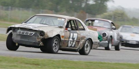 The Ten Most Outrageous Motorsports