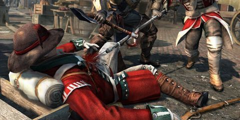 Carmine, Battle, Boot, Armour, History, Costume, Middle ages, Games, Viking, Action-adventure game,