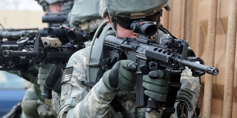The Army Kills Its Plan To Replace The M4 Carbine Rifle