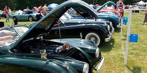 Berkshire British Motorcar Festival