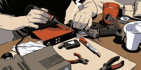 The Joy of Soldering: How to Get Started