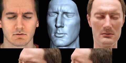 Face Cloning