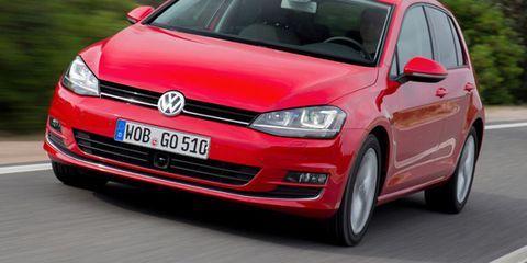 2014 Volkswagen Golf Test Drive
