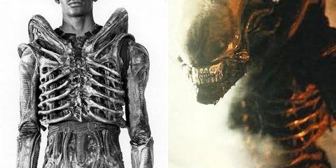 Xenomorph, Alien (1979)