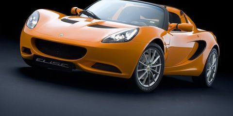 Lotus Elise (Current Generation Debuted in 2002)