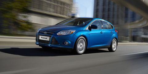 Ford Focus SE Hatchback