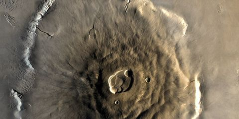 Tallest Mountain/Volcano