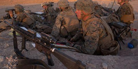 How Marines Train for an Enemy Like North Korea