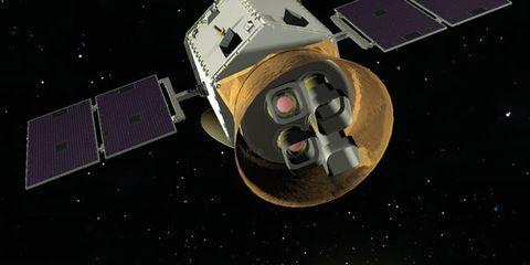 2017: Transiting Exoplanet Survey (TESS)