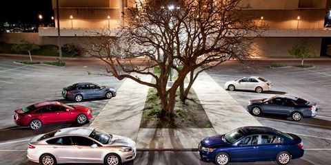 PopMech Tested: Which Midsize Sedan Is the Best?