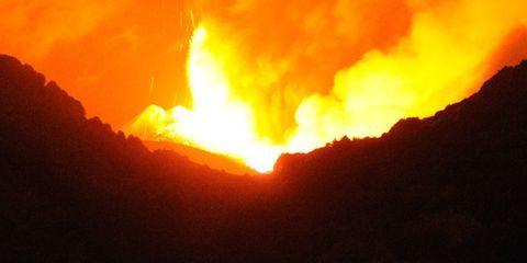 Impending Eruptions