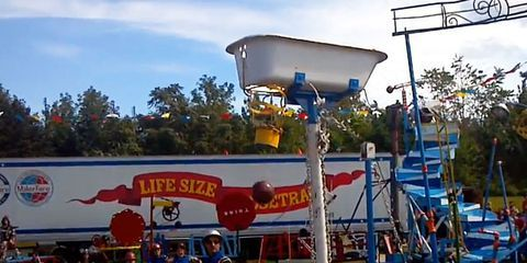Life-Size Mouse Trap