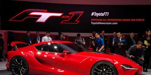 Our 10 Favorites From the 2014 Detroit Auto Show